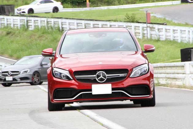 AMG 45オーナー限定!プレミアムなサーキット走行会「AMG45 Driving Club」イベントレポート