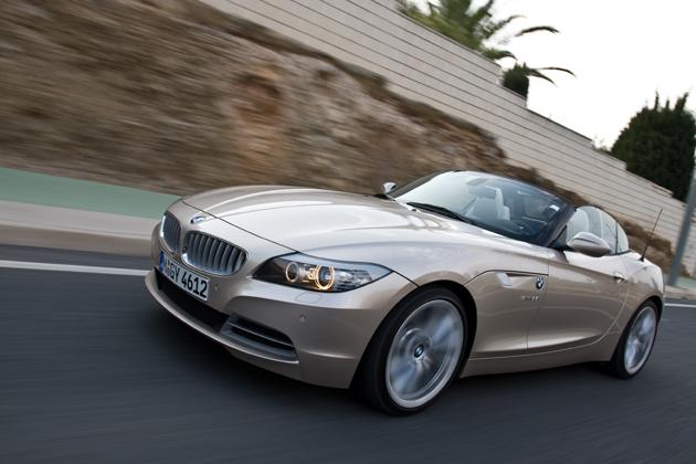 BMW・Z4の画像 p1_8