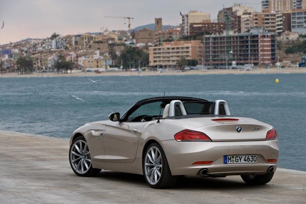 BMW Z4 海外試乗レポート