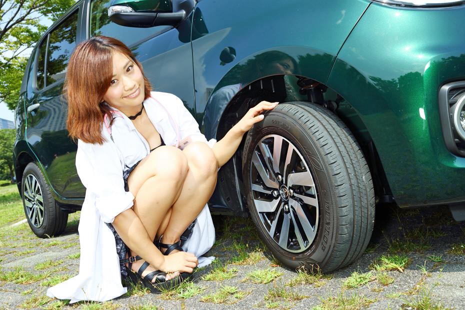 トヨタ パッソ/安枝瞳の新型車診察しちゃうぞ!