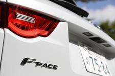 ジャガー F-PACE(エフ・ペイス) 35t R-Sport・20d Prestige 試乗レポート/川端由美