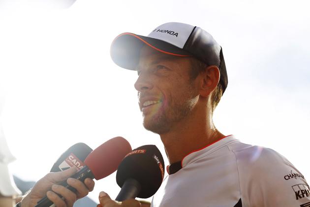 2016 F1 第11戦 ハンガリーGP/フリー走行