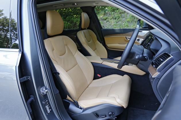 【画像で見る】VOLVO ALL NEW「XC90 T6 AWD Inscription」(インスクリプション) フォトインプレッション