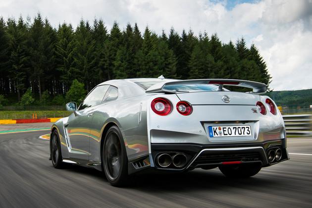 日産 新型GT-R 2017年モデル