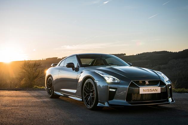 日産 新型GT-R(2017年モデル)