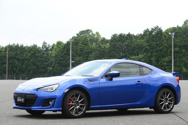 スバル 新型 BRZ GT(プロトタイプ)