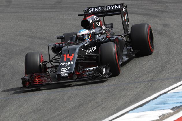 2016 F1 第12戦 ドイツGP/フリー走行
