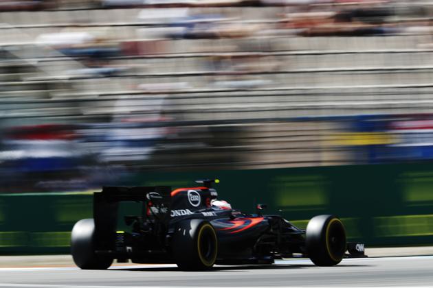 2016 F1 第12戦 ドイツGP/予選