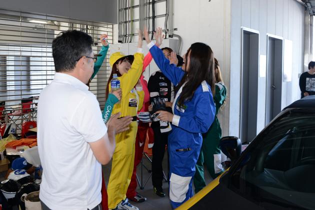 市販されない幻のトヨタ86オープンモデル「86コンバーチブル」でレース参戦!