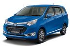 ダイハツ、7人乗り小型ミニバン 「シグラ」をインドネシアで発売…トヨタへのOEM供給も