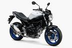 スズキ、ロードスポーツバイク「新型 SV650 ABS」を発売