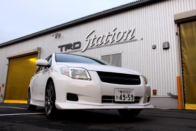 トヨタ カローラアクシオGT 試乗レポート