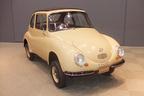 「てんとう虫」の愛称で親しまれた「スバル360-K111型」が機械遺産に認定