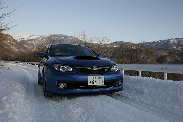 雪上試乗1