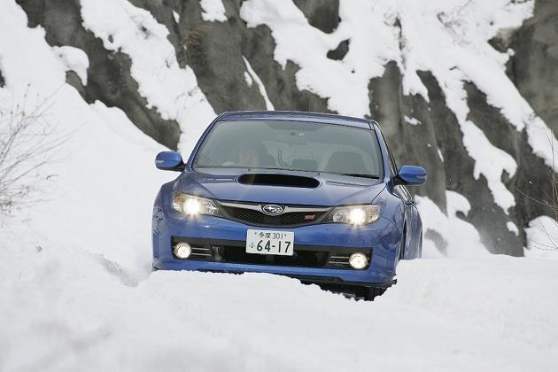 雪上試乗7