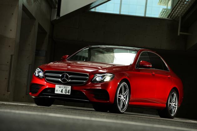 世界で最も先進的な1台、遂に日本へ/メルセデス・ベンツ 新型 Eクラス(W213)「E200 アバンギャルド スポーツ」国内初試乗レポート