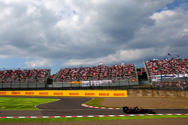 F1 鈴鹿GP
