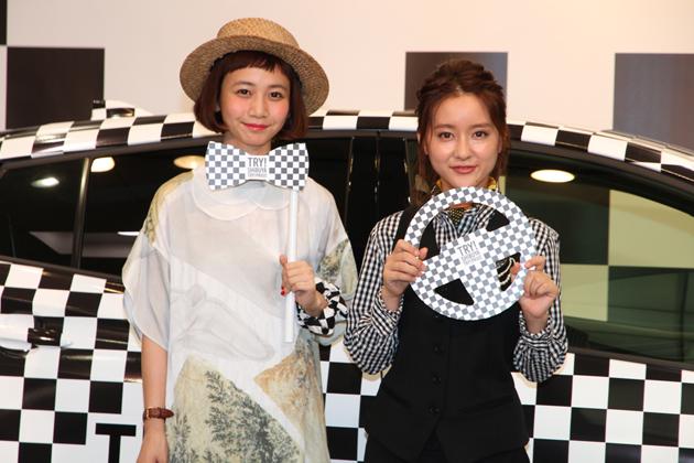 """""""美人すぎる""""タクシードライバーと一緒にプリウスでドライブできる!渋谷で試乗イベント開催"""