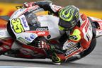 【MotoGP 第11戦】初優勝まで苦節6年!クラッチローがチェコGPを制す!「タイヤ選択が正しかった」