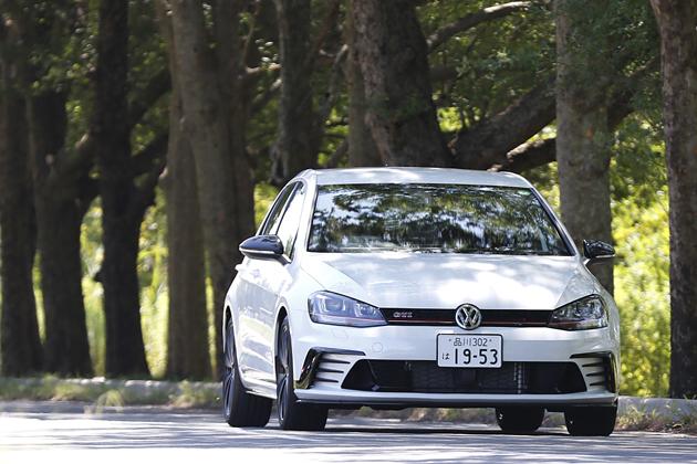 Volkswagen Golf GTI Clubsport Street Edition(フォルクスワーゲン ゴルフ GTI クラブスポーツ ストリートエディション) 試乗レポート/国沢光宏