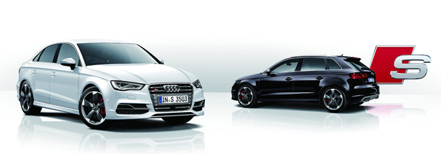 Audi S3 Sedan urban sport limited/Audi S3 Sportback urban sport limited