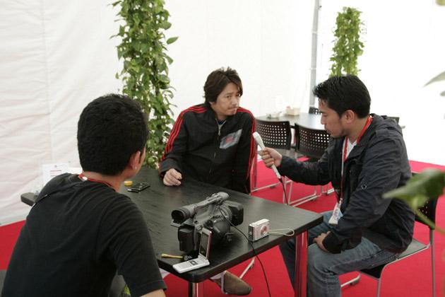 近藤真彦氏インタビュー3