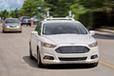 フォードが目指す完全自動運転テストカー