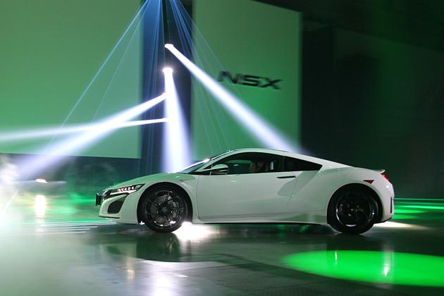 [発表会レポート]日米の垣根を超え「Team Honda」で創り上げた新型「NSX」