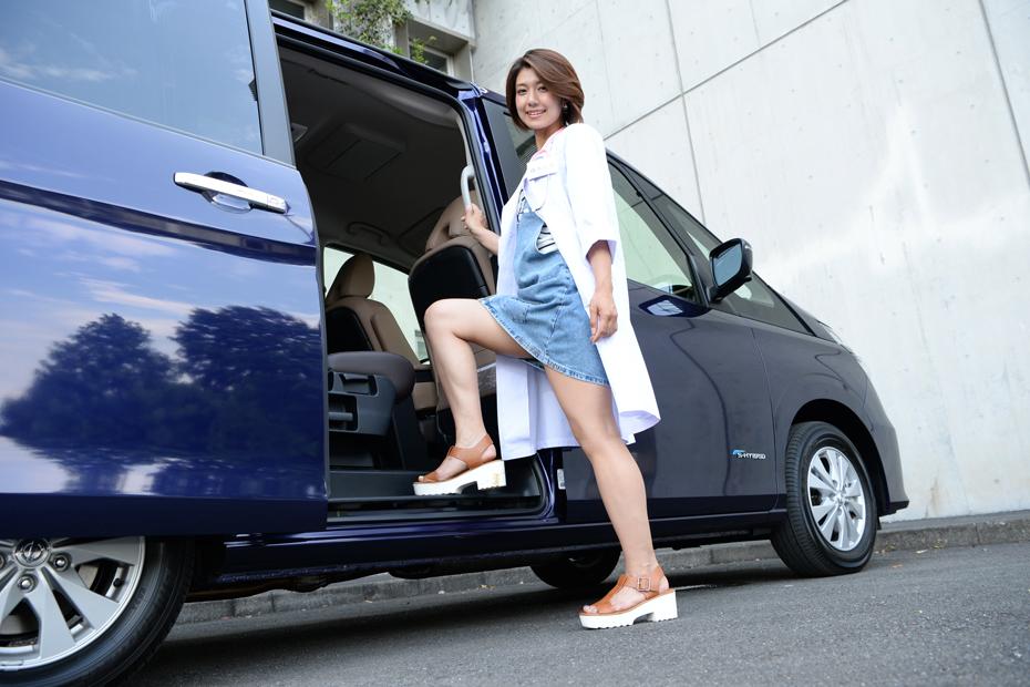 日産 新型セレナ/藤木由貴の新型車診察しちゃうぞ!