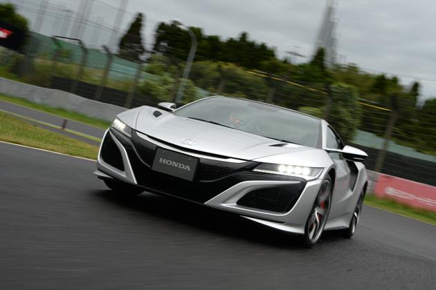 エコドライブのため、そして何より走りの質・気持ち良さのためにモーターを使う