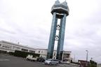 午後ということもあり銚子港は閑散。とりあえず銚子タワーに寄ってみました。アメリカは見えませんでした。