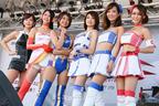 これが日本代表RQの美女8人だ!WECグリッドセレモニーガール発表!