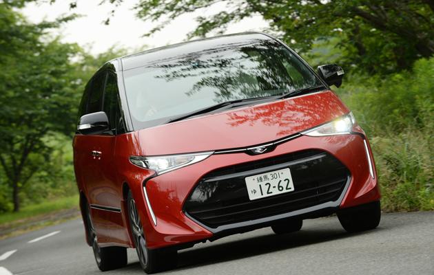 トヨタ エスティマの実燃費をオデッセイ・アルファードと比較!【燃費レポート】