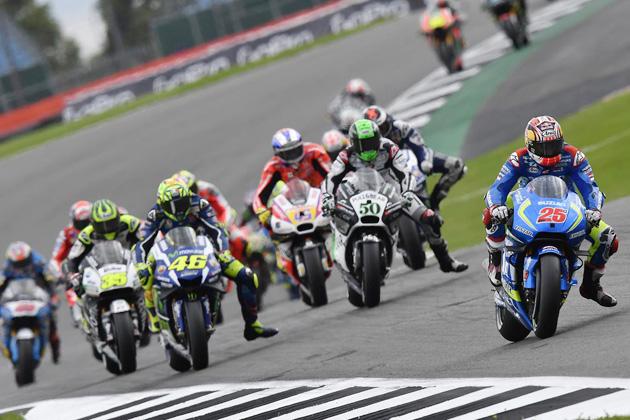 MotoGP 第12戦 イギリスGP(2016)