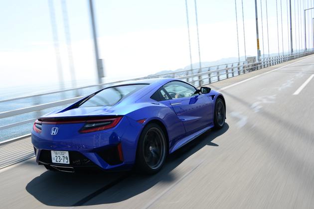 ホンダ新型「NSX」を公道で長時間試乗!日米共同開発の新型NSXの魅力とは!?