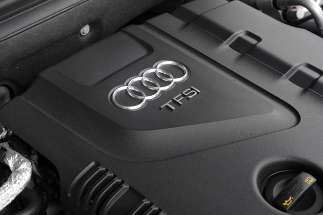 アウディ A4アバント 2.0 TFSI 試乗レポート