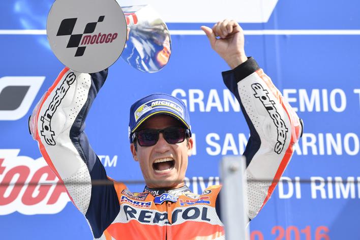 2016 MotoGP 第13戦 サンマリノGP(決勝)