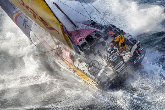 風上に進めるヨットの理論