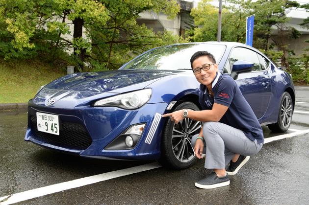 """空力効果を劇的に高めた意外なパーツとは/トヨタ 新型 86(ハチロク)[""""Kouki""""2016年8月マイナーチェンジ] 試乗レポート"""