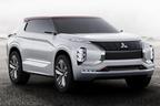三菱、SUVのプラグインハイブリッド「GT-PHEV コンセプト」パリモーターショーで世界初公開