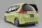 ホンダ 新型「フリード+」無限パーツ装着車