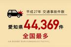 """""""交通事故最多""""の愛知県、「ながらスマホ運転」事故防止プロジェクトでコメダのクーポンゲット!"""