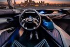 レクサス、パリモーターショーで世界初公開の「UX コンセプト」にホログラムによる操作システムを搭載