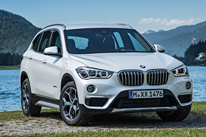 BMW 新型「X1 xDrive18d」