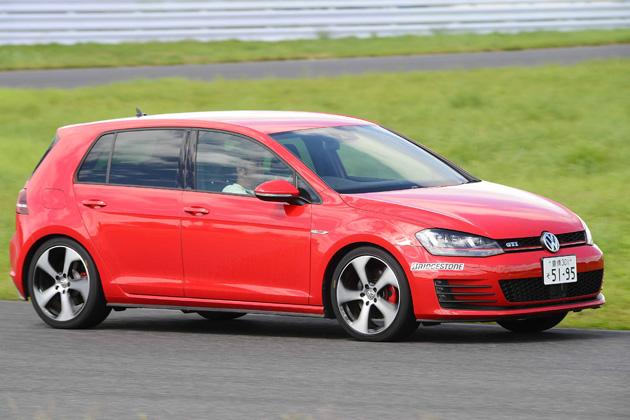 """""""GTI""""があればスポーツカーはいらない!? ゴルフ GTIのハイスペックモデル2種をサーキットで乗り比べてみた!"""