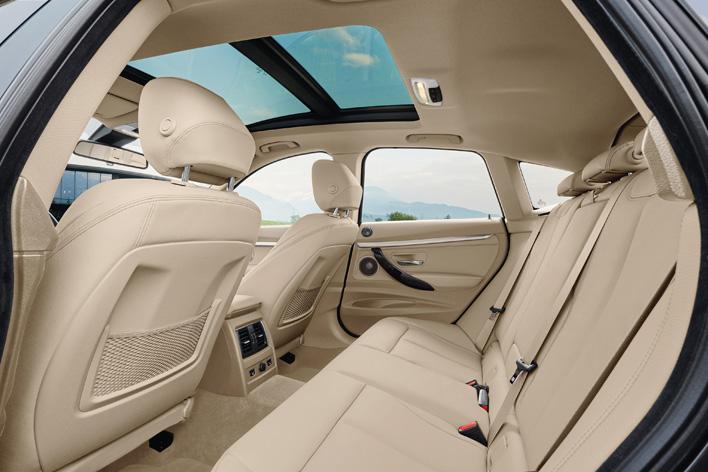 BMW 新型「3シリーズ グラン ツーリスモ」