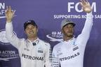 F1GP残り6戦、チャンピオン争いはメルセデスの同門同士の争いに絞られた!?