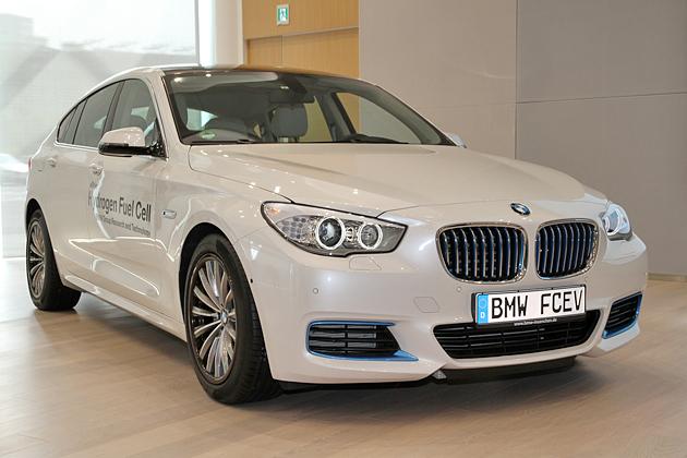 BMW、2020年に燃料電池車(FCV)市場投入へ ~トヨタとの協業によるFCスタック搭載~[発表会レポート]