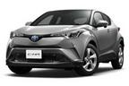 トヨタ、新型「C-HR」の日本仕様を初公開!11月下旬からWebで先行商談受付を開始