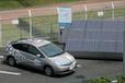 プリウス プラグインハイブリッドと太陽光発電